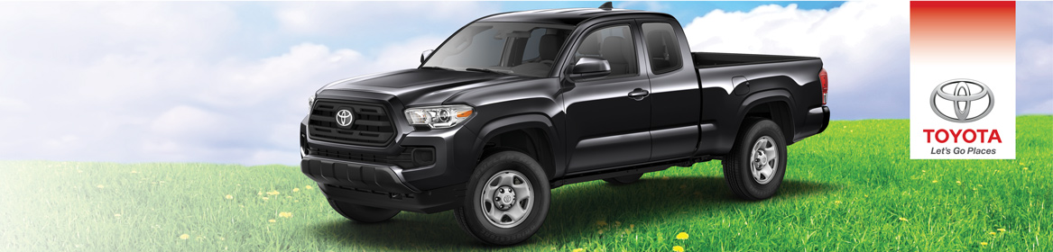 2018 Toyota Tacoma Lease Deal near Boston, MA