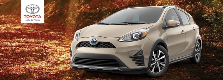 2018 Toyota Prius C Lease Deal near Boston, MA