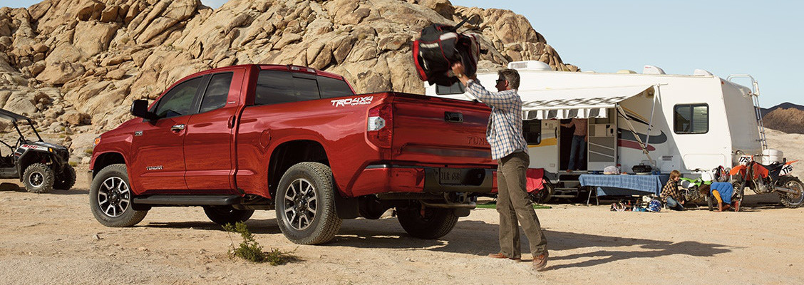 A 2018 Toyota Tundra Available in Braintree, MA