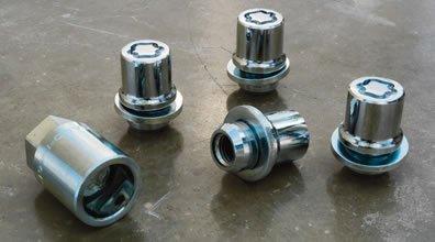 RAV4 Alloy Wheel Locks
