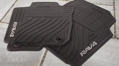 RAV4 All-Weather Floor Mats