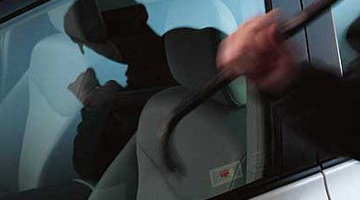 Vehicle intrusion protection