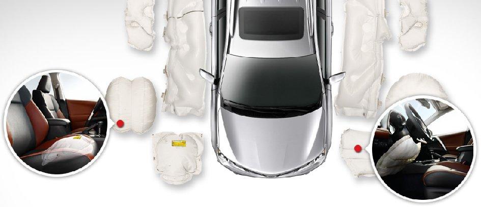 rav4 airbags