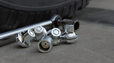 4runner alloy wheels locks