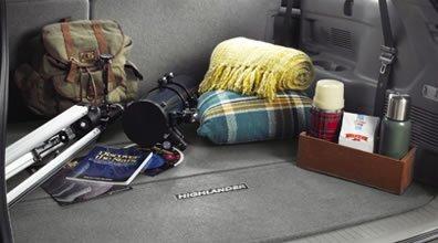 Toyota cargo mat