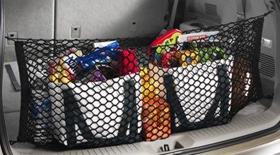 Toyota cargo net - envelope