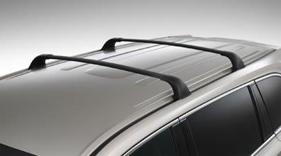 Toyota roof rack rail cross bars