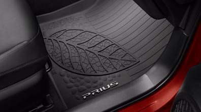 Prius All Weather Mats - Liners