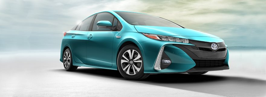 Newly Redesigned - 2017 Prius Prime Plug-In Hybrid