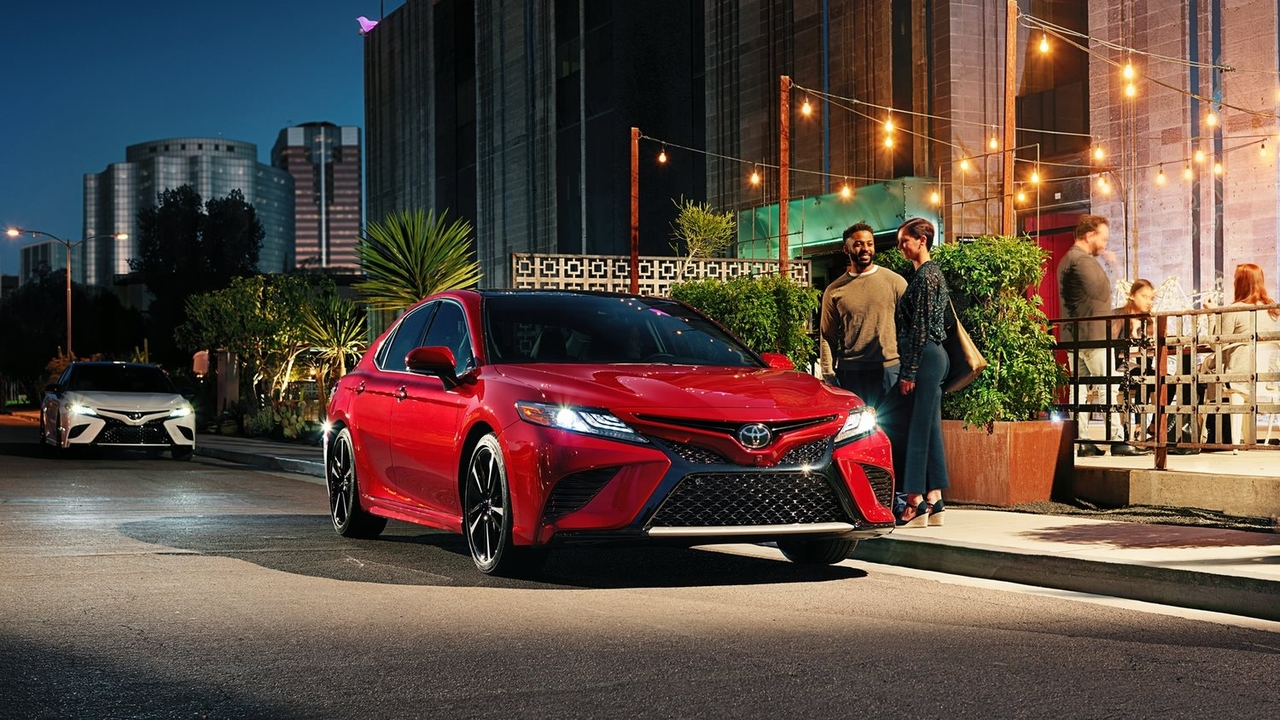 Toyota Camry gas or hybrids are available at Capitol Toyota san jose, california serving sunnyvale, santa clara and morgan hill