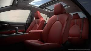 camry interior, roominess and manufactured with quality products