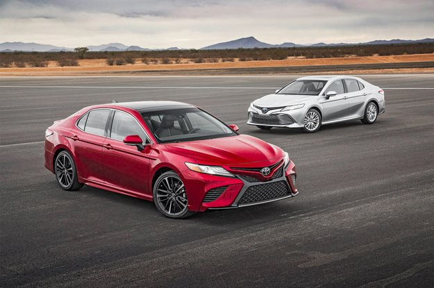 camry performance, dependability, quality and best selling car in America
