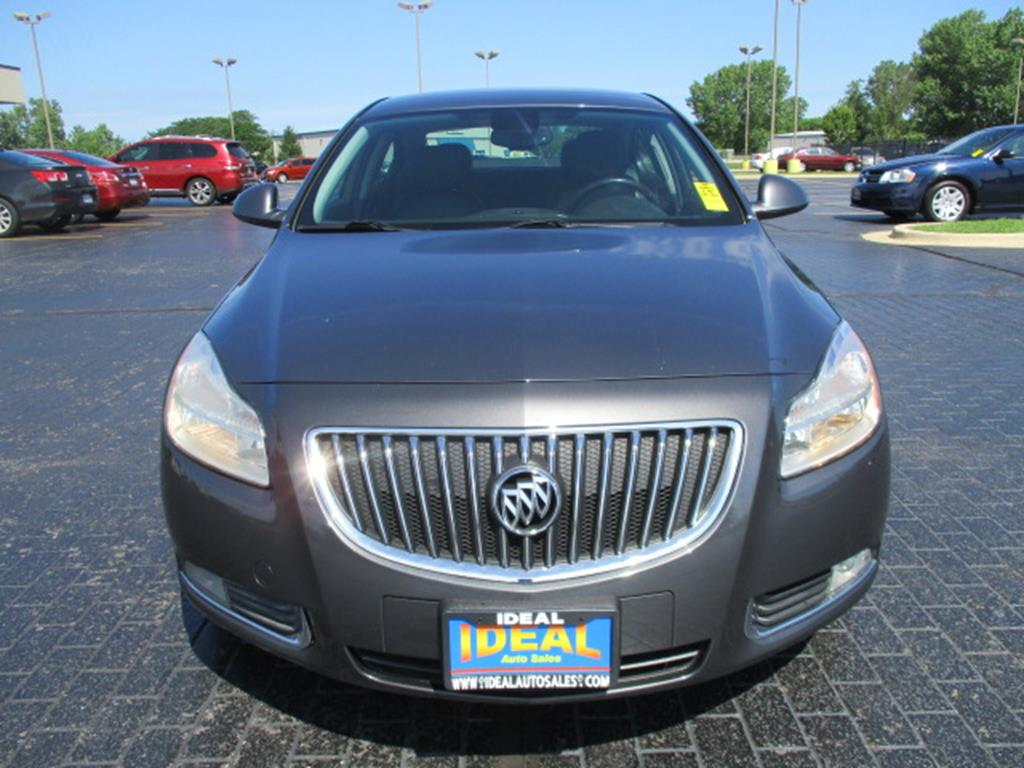 Used 2011 Buick Regal