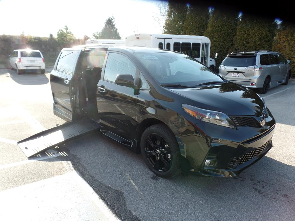 Call for Toyota Sienna SE Price