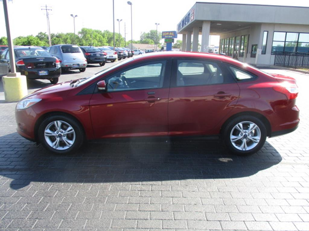 Used 2013 Ford Focus