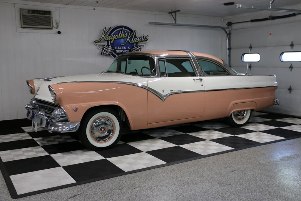 1955 Ford Crown Victoria 5