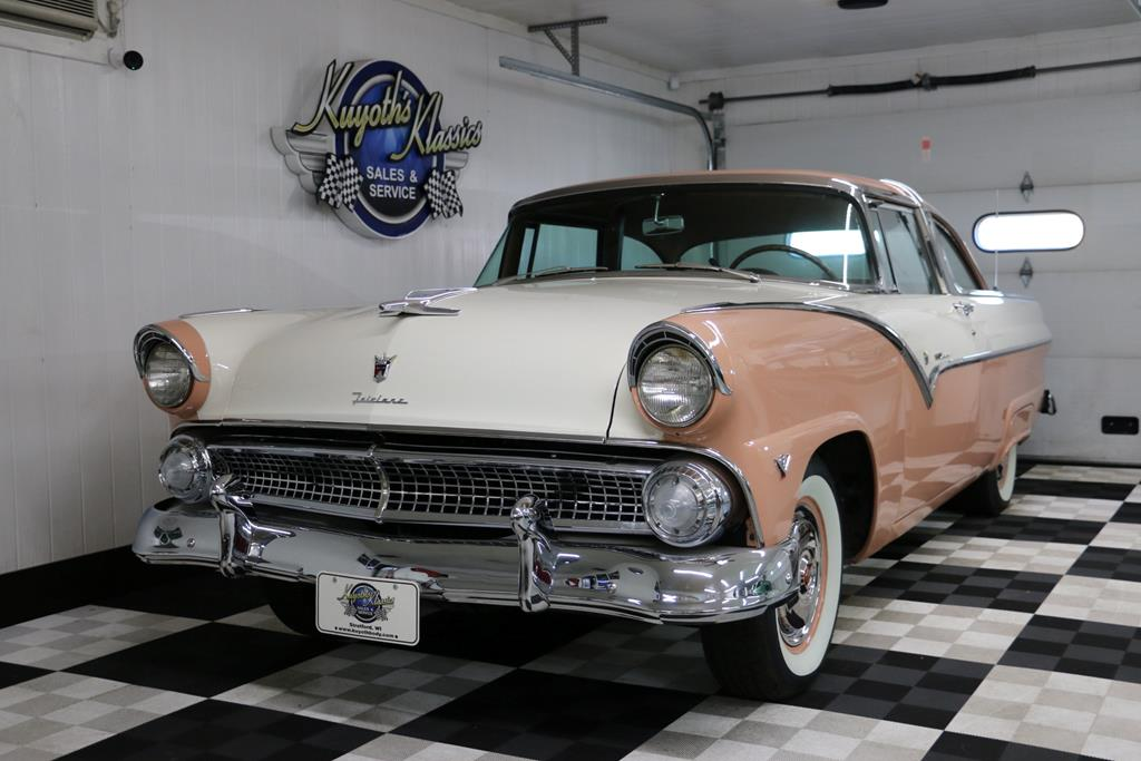 1955 Ford Crown Victoria 6