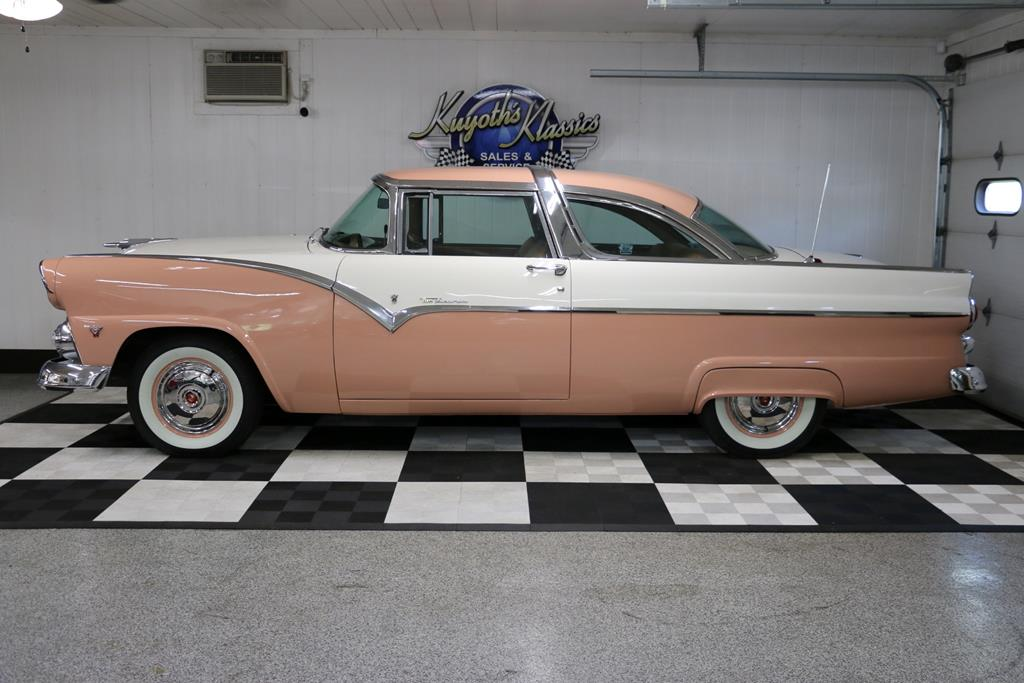 1955 Ford Crown Victoria 8