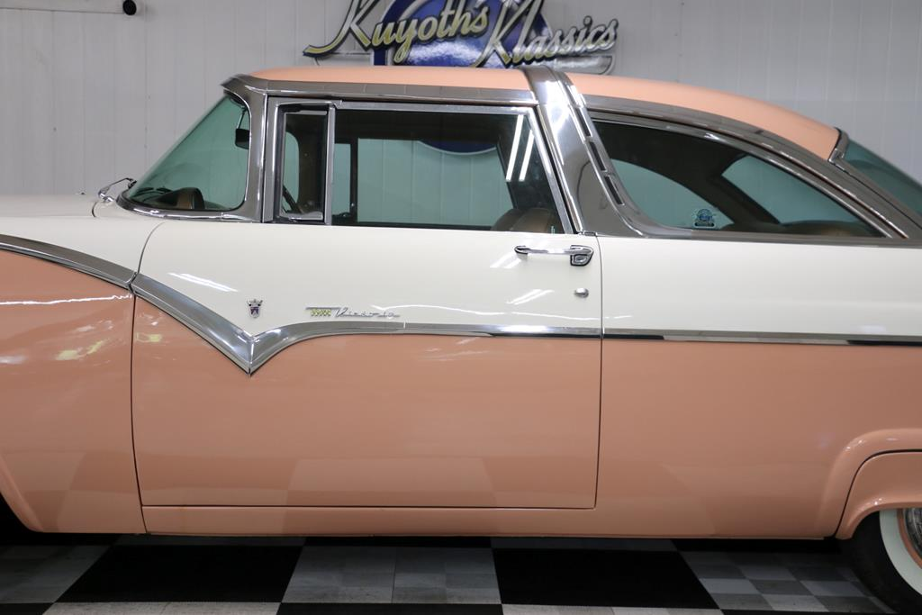 1955 Ford Crown Victoria 11