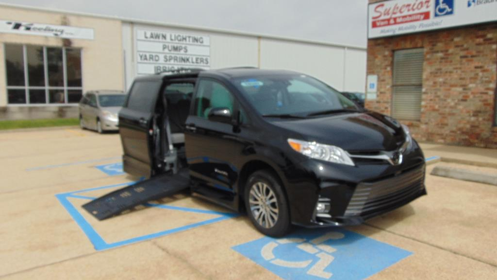 Call for Toyota Sienna XLE Price
