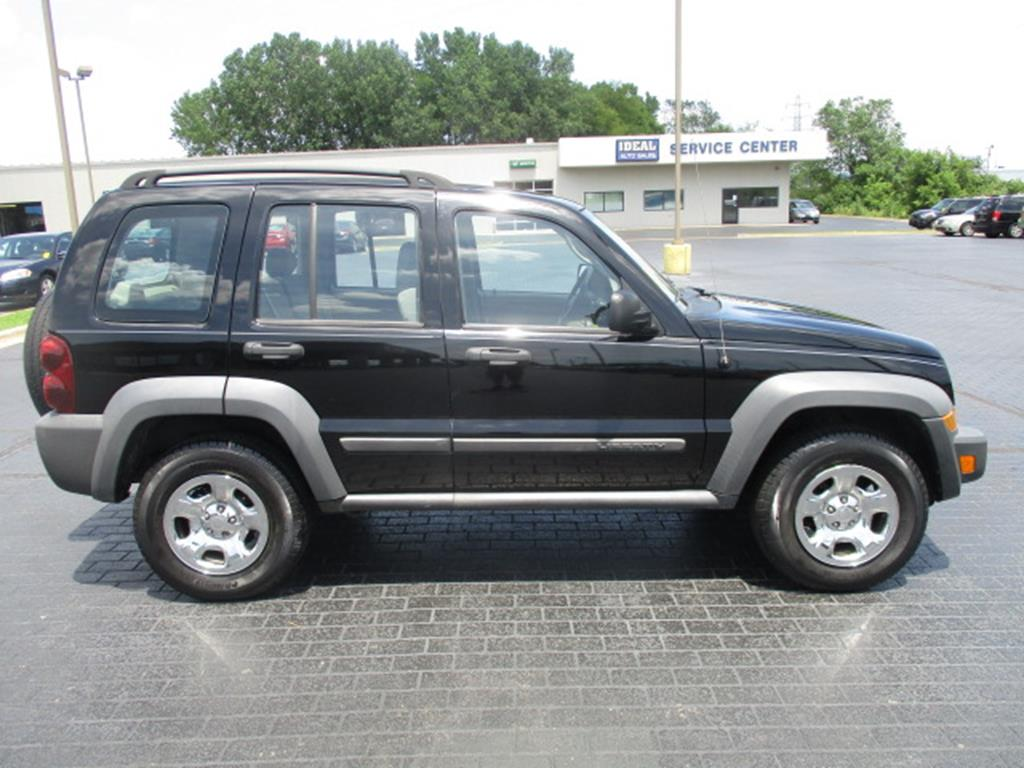 Used 2007 Jeep Liberty