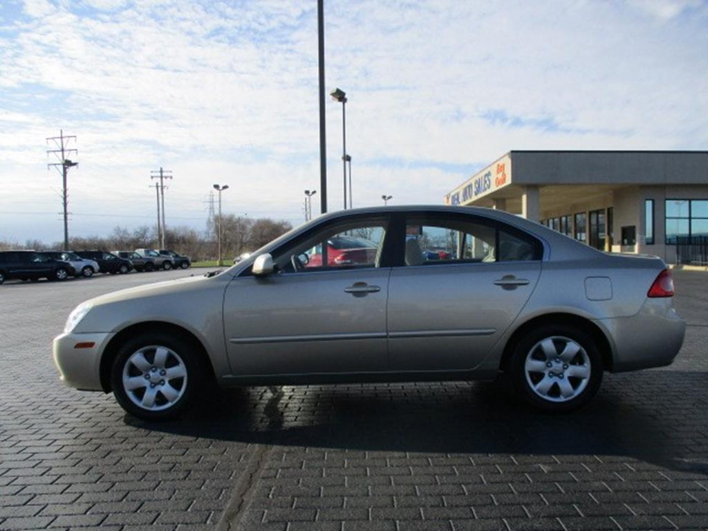 Used 2008 Kia Optima