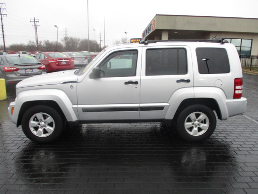Used 2010 Jeep Liberty