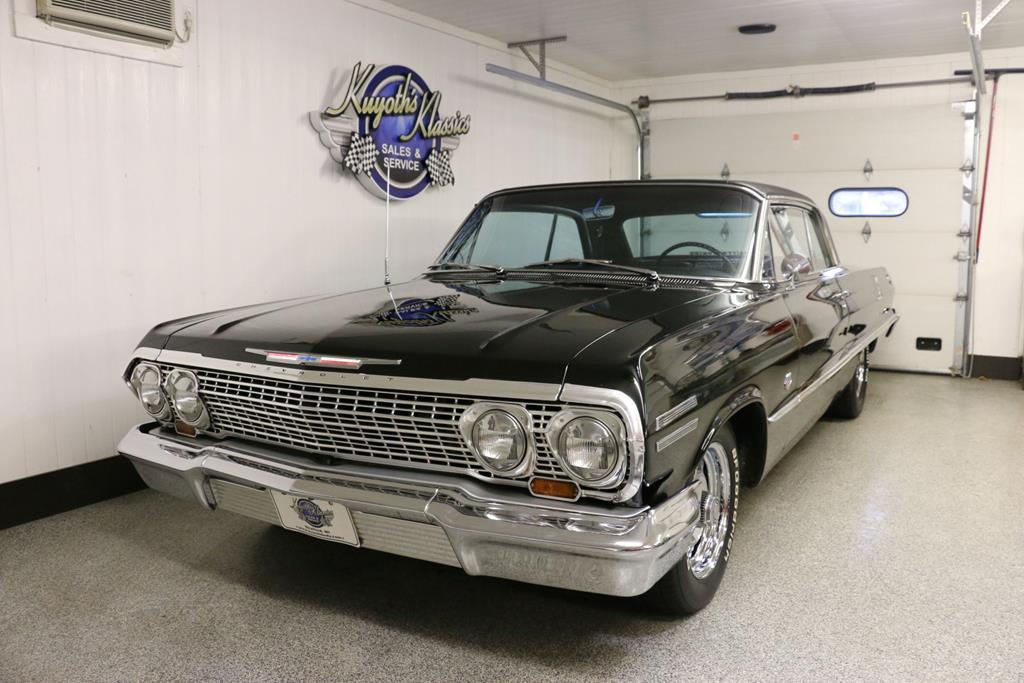 1963 Chevrolet Impala 6