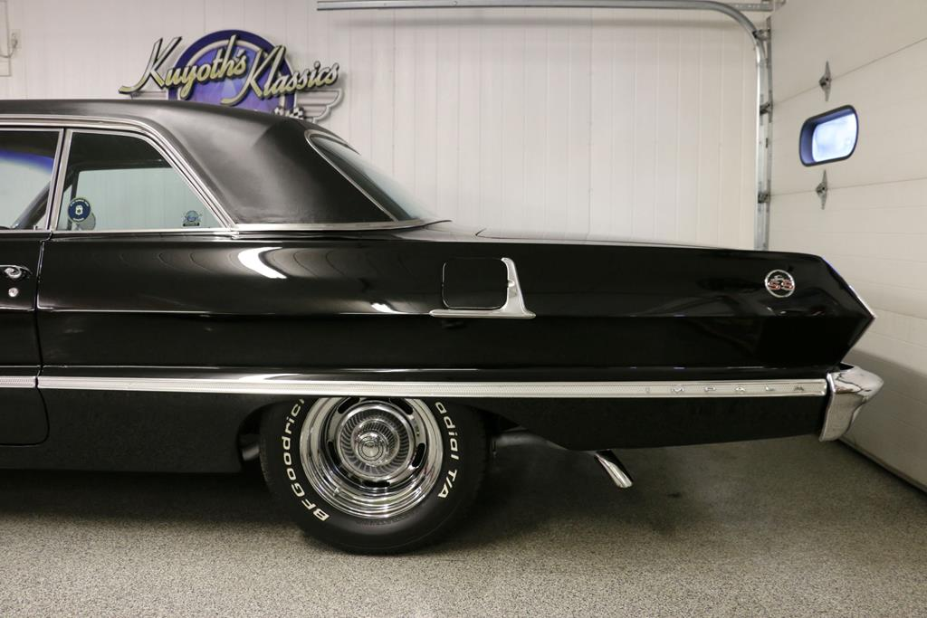 1963 Chevrolet Impala 14