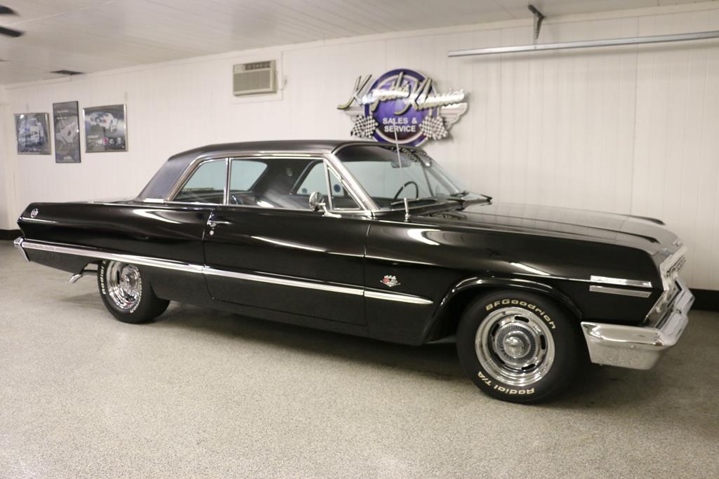 1963 Chevrolet Impala 41