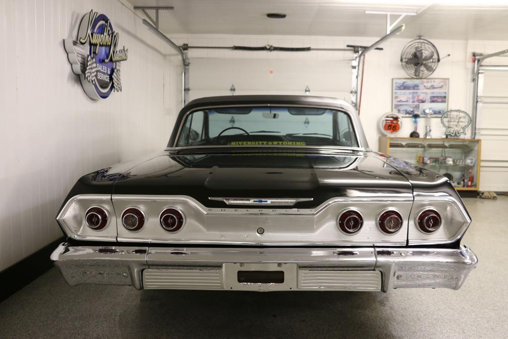 1963 Chevrolet Impala 45