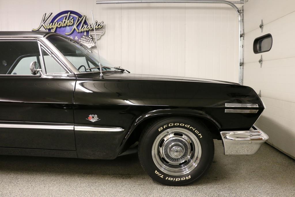 1963 Chevrolet Impala 47