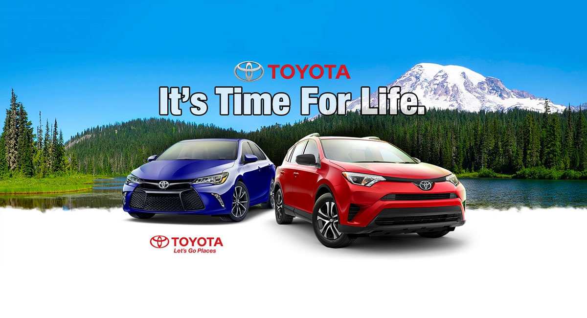 Toyota It's Time For Life