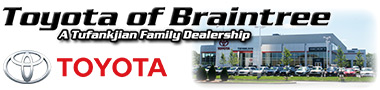 Toyota of Braintree Logo