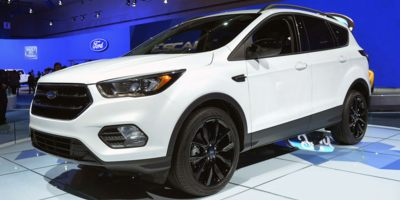 used 2017 Ford Escape car, priced at $19,990